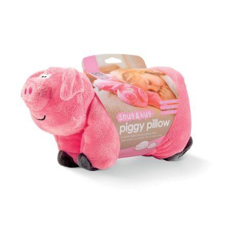 Schweinchen Reisekissen Kinder  GVE 1