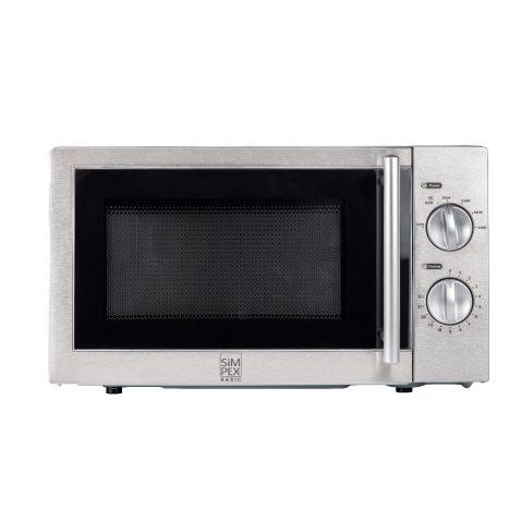 SIMPEX Basic Mikrowelle ohne Grill | Haushaltselektro