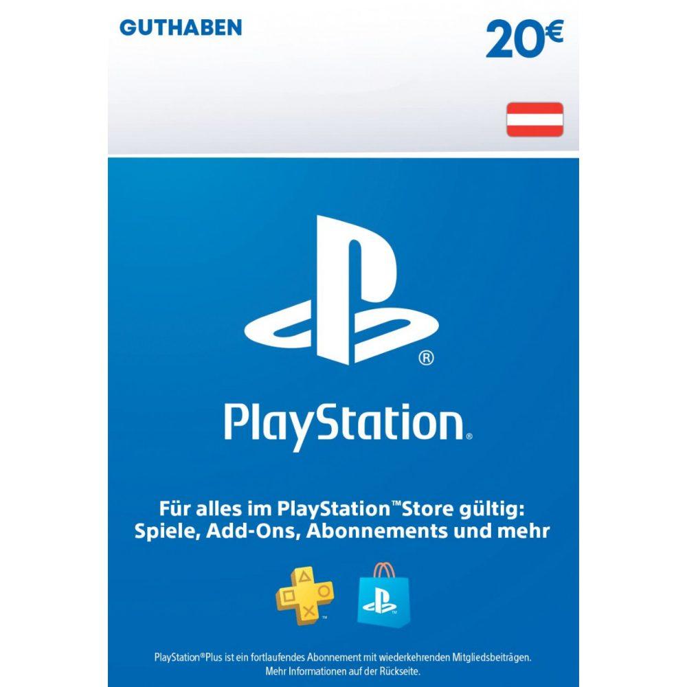 Sony Playstatio 20 EUR          GVE 1