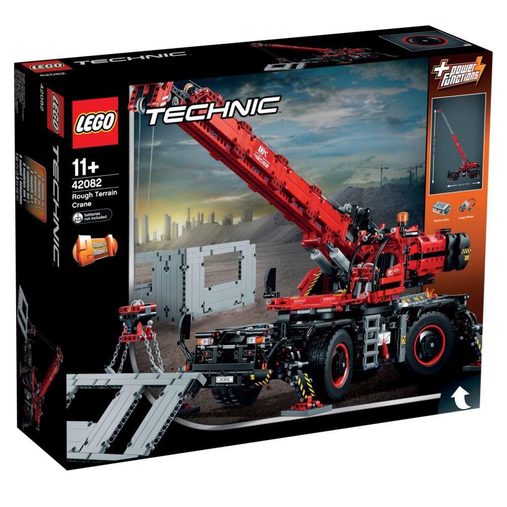 LEGO Gelaendeg.Kranwagen 42082  GVE 2