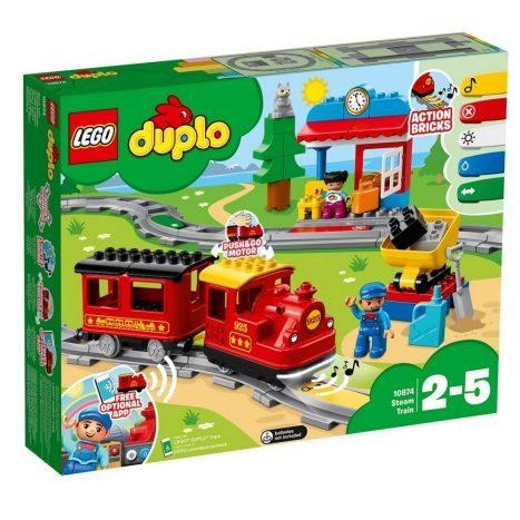 LEGO Dampfeisenbahn 10874       GVE 3