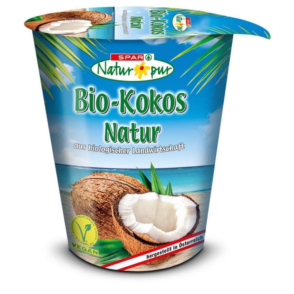 Spar Naturpur Bio Kokos Natur 400 G