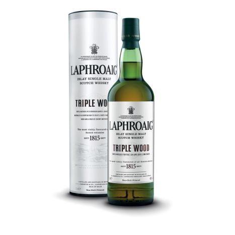 Laphroaig      Triple Wood 07l  GVE 6