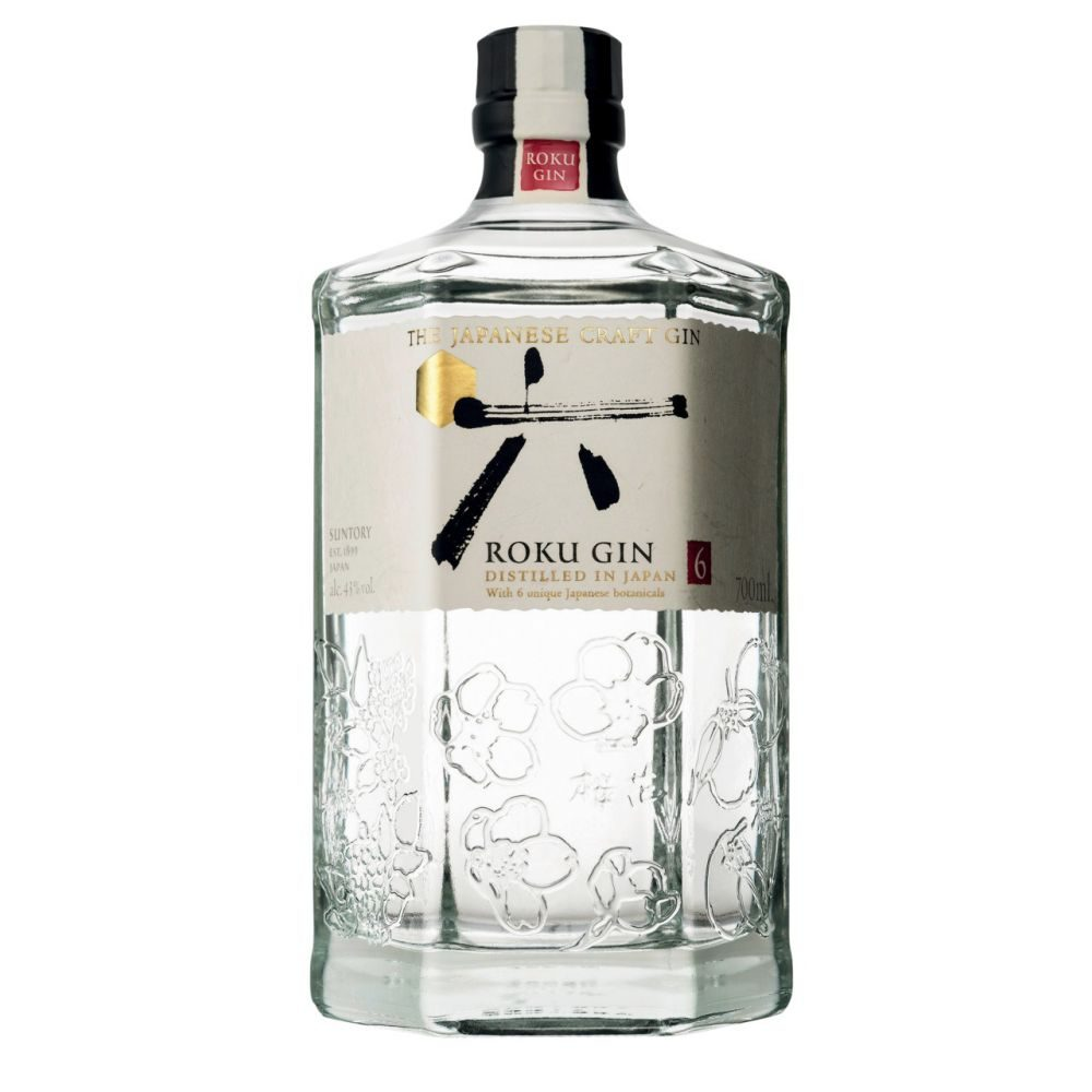 Roku Gin 0,7l  + Glas           G05 6