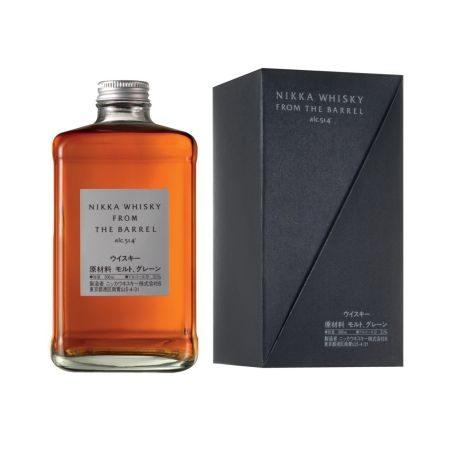 Nikka Whisky   Barrel 0,5l      GVE 6