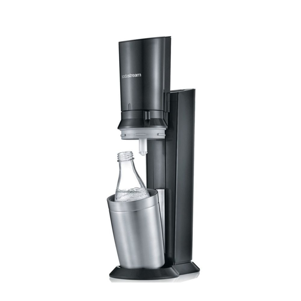 Soda Stream 2.0m. 3 Glaskaraff  GVE 2