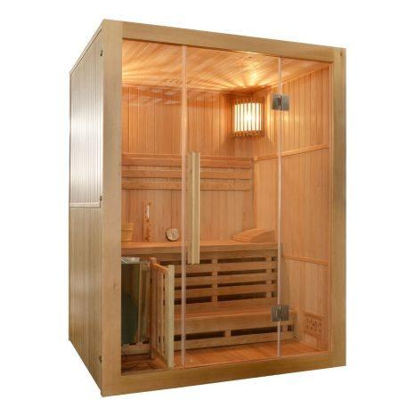 Finnische Sauna Suomi           GVE 1