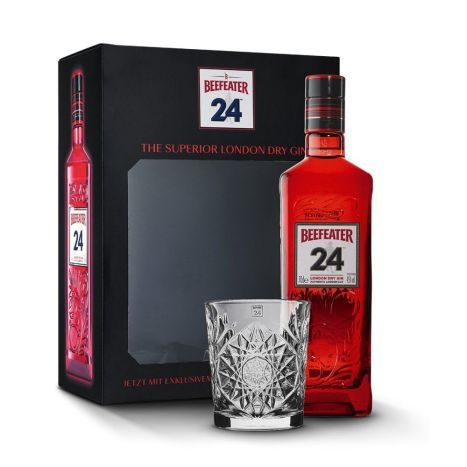 Beefeater 24   0,7l + Glas      G02 3