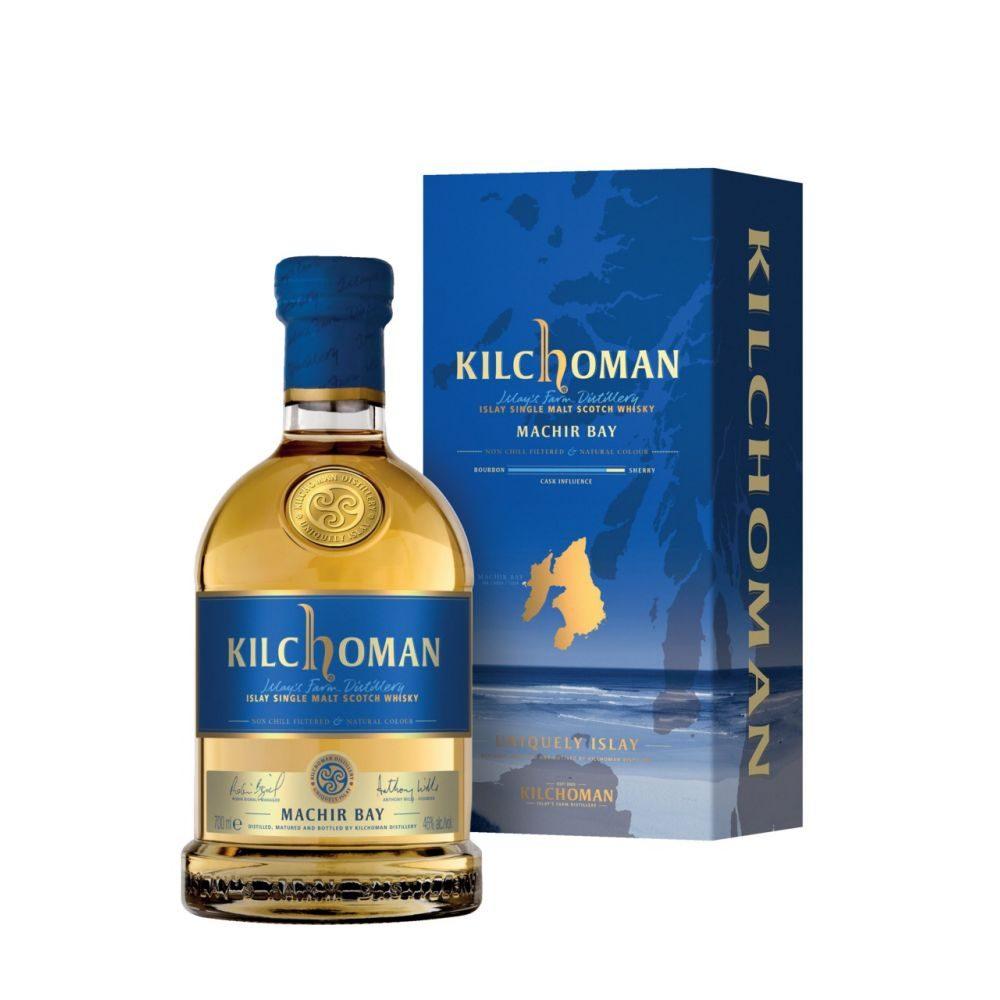 Kilchoman Machir Bay Isl. 0,7l  GVE 6