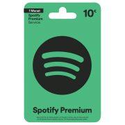 Spotify 10 EUR                  GVE 1