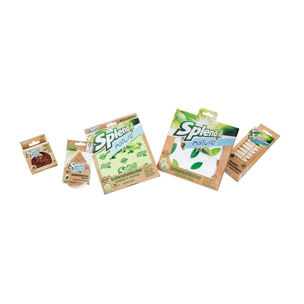 Splendid nature Green Package   GVE 1