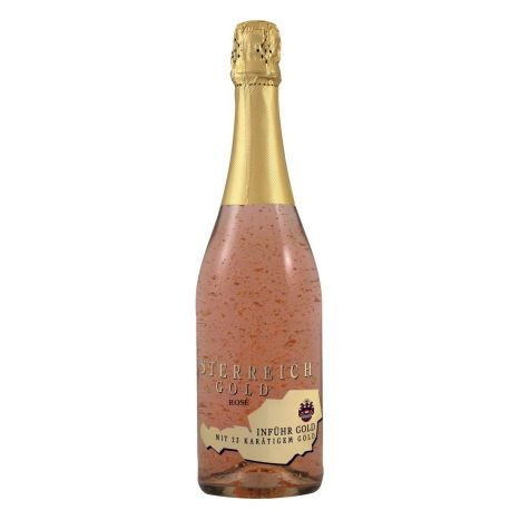 Infuehr OesterrGold Rose 0,75l  GVE 6