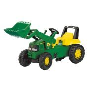 Rolly Toys JohnDeere mit Lader  GVE 1