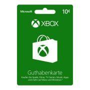 Microsoft Xbox Live 10 EUR Dig  GVE 1