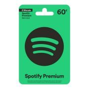 Spotify 60 EUR Digital          GVE 1