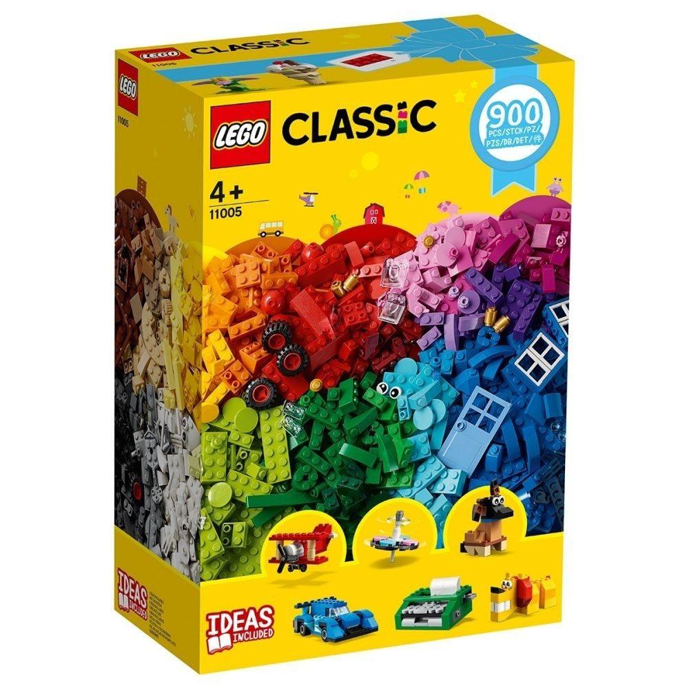 LEGO Classic   Bausteine 11005  GVE 2