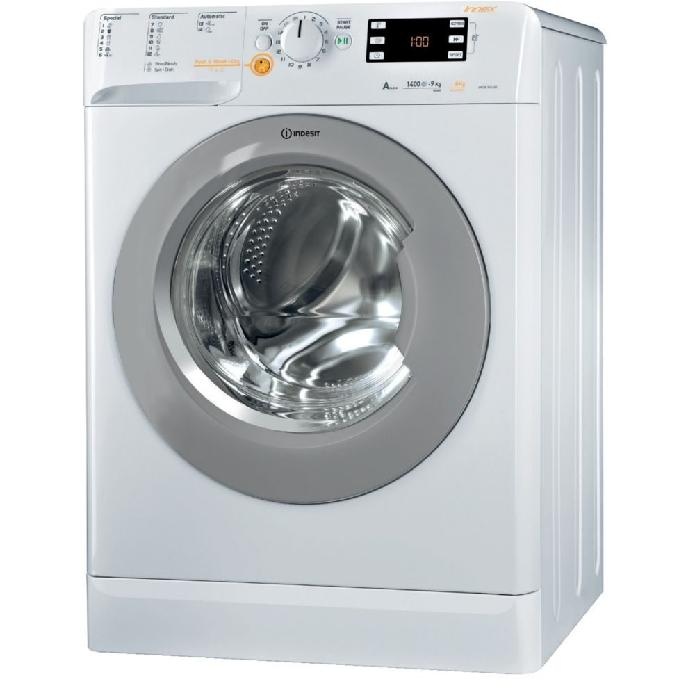 Indesit WaschtrXWDE 961480X     GVE 1