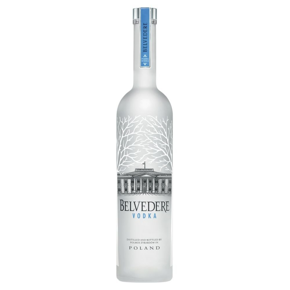 Belvedere Vodka0,7l +Glas       G02 6