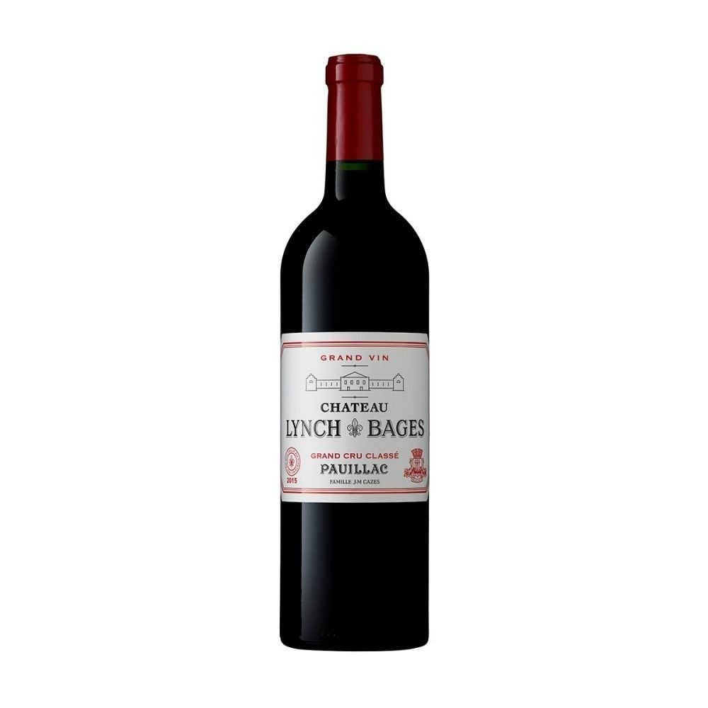 Lynch Bages 16 Pauillac    075  GVE 6