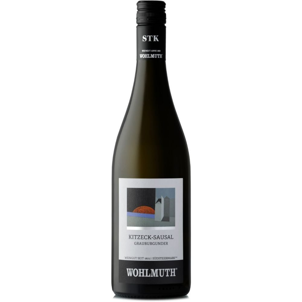 Wohlmuth Pinot Gris Kitz.  075  GVE 6