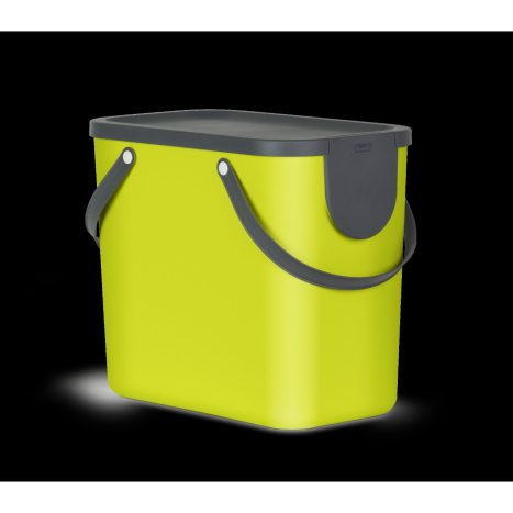 Recycling Muellsyst. lime 25L   GVE 3