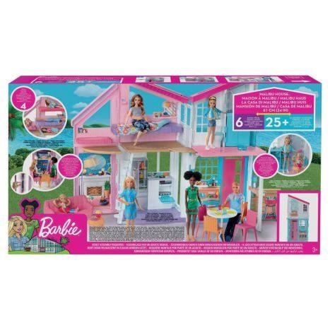 Barbie Malibu  Haus             GVE 1