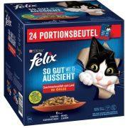Felix 24x85g   SGWEA Fleisch    GVE 4