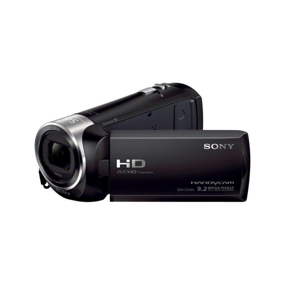 SONY HDR-CX240EBLACK HD CAM     GVE 1