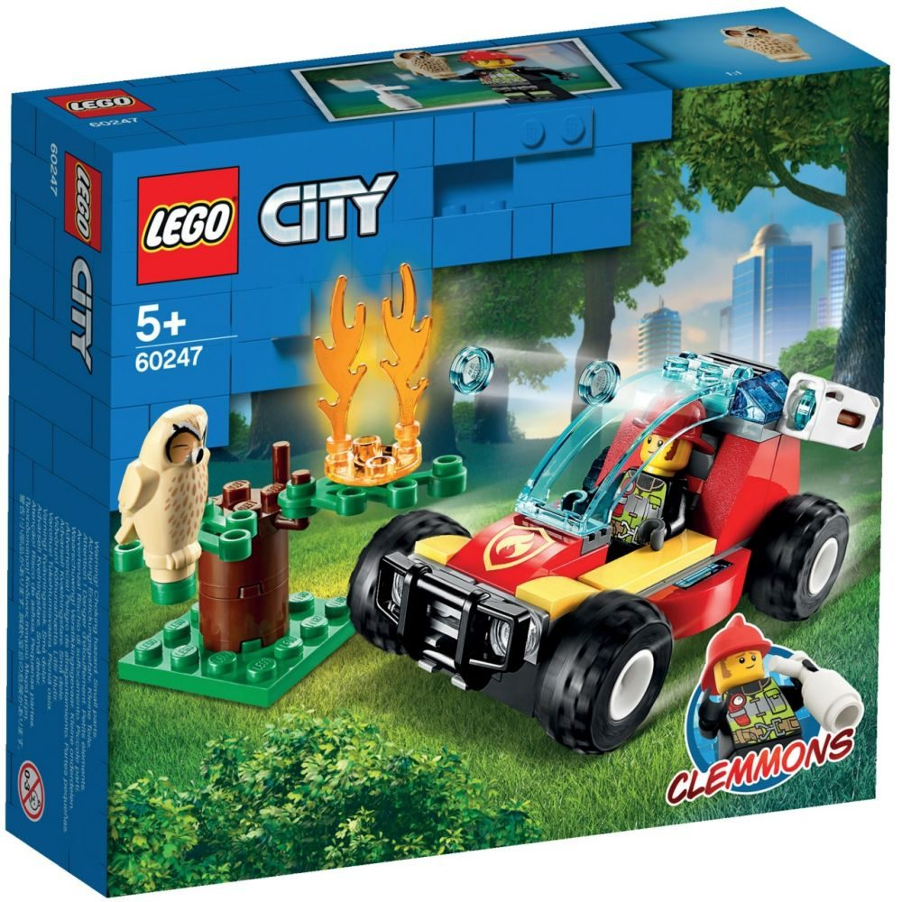LEGO Waldbrand 60247            GVE 4