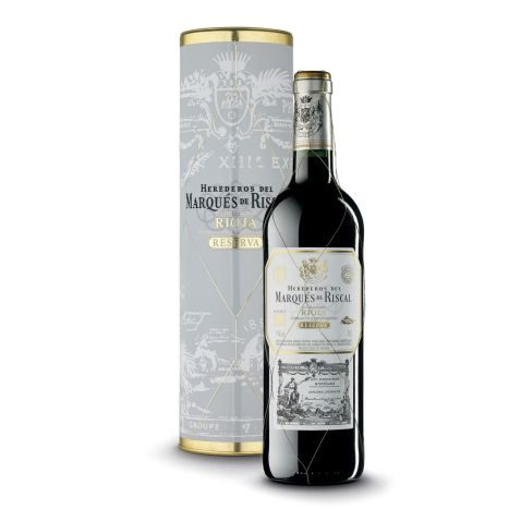 Riscal Rioja   Reserva Rohr075  G02 6