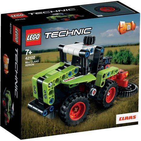LEGO Technic   CLAAS XER.42102  GVE 6