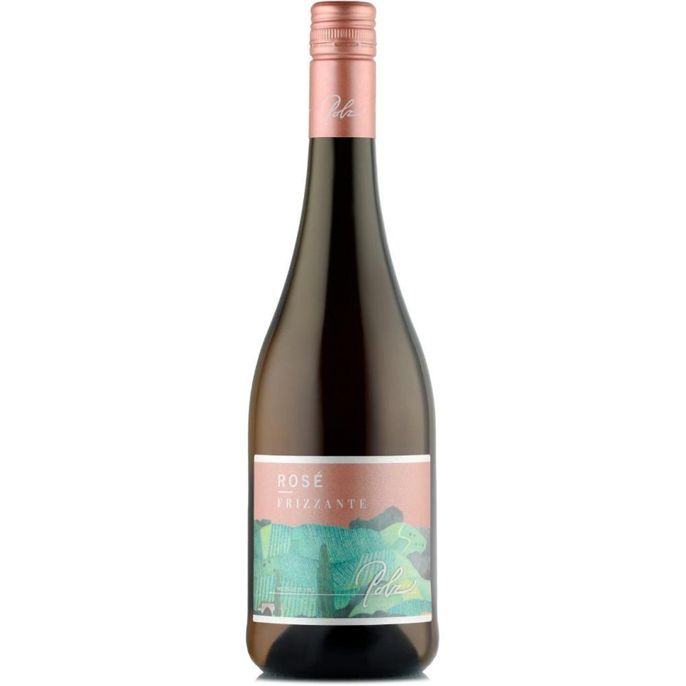 Polz Frizzante Rose 0,75l       GVE 6