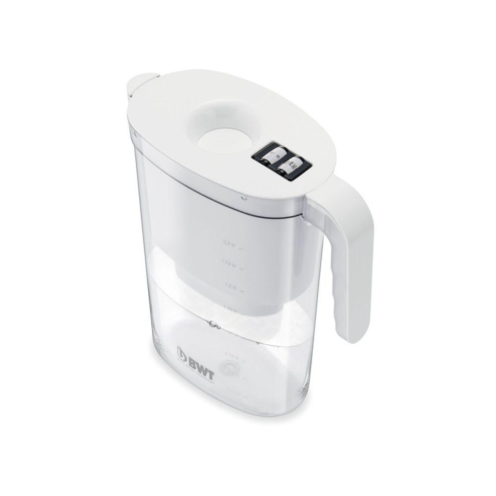 BWT Tischwasserfilter+6 Kart.   GVE 1