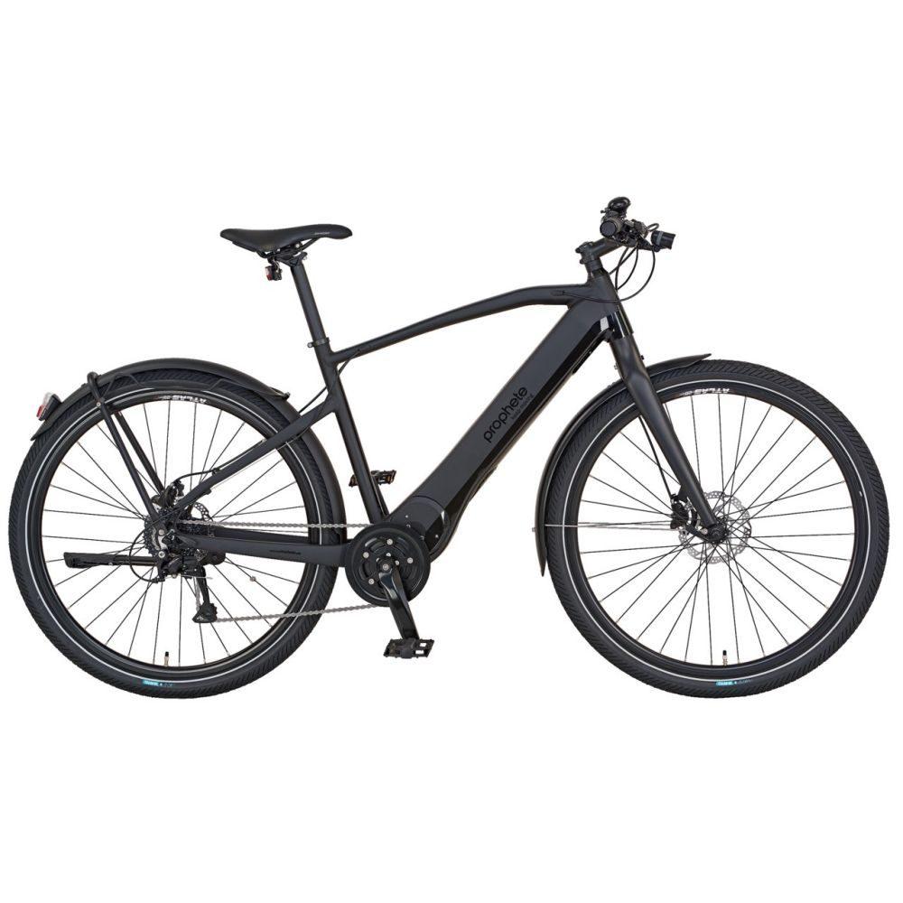 Prophete E Bike Alu City AEG EcoDrive Damen   Fahrräder