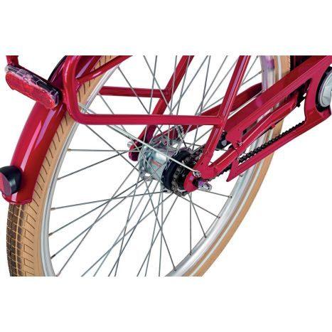 Prophete E Bike Alu Urban Retro Damen | Fahrräder