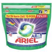 Ariel 3in1 Pods Color 70 WG     GVE 4