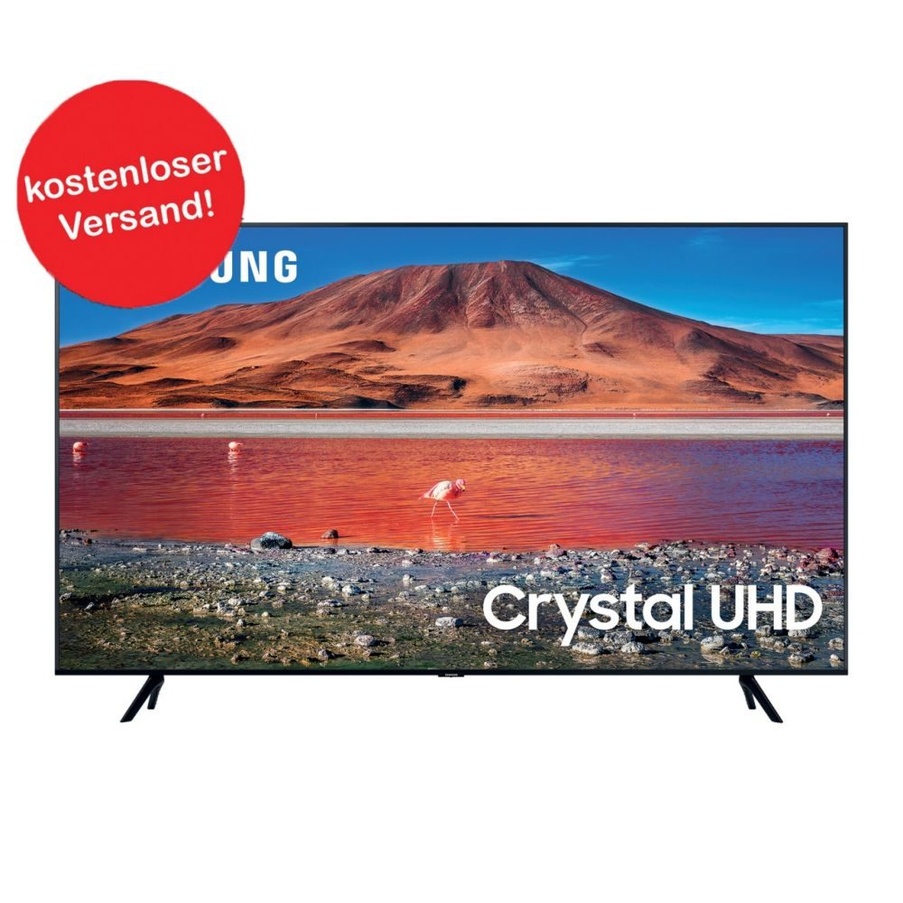 Samsung CrystalUHD TV 43TU7070  GVE 1