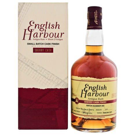 English HarbourSherry Cask0,7l  GVE 6