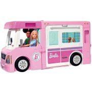 Barbie 3in1    Camper mit Zub.  GVE 1