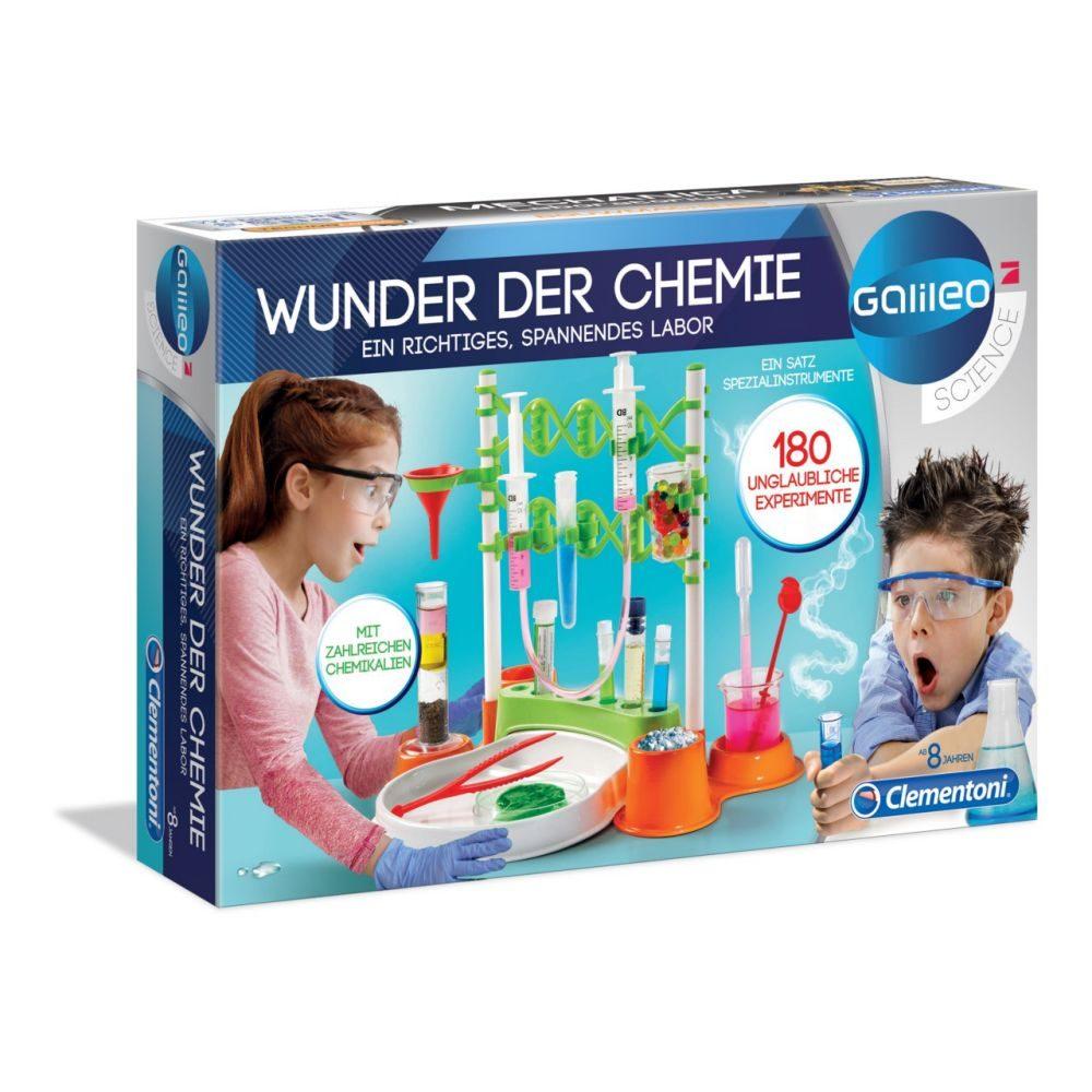 Wunder der     Chemie           GVE 6