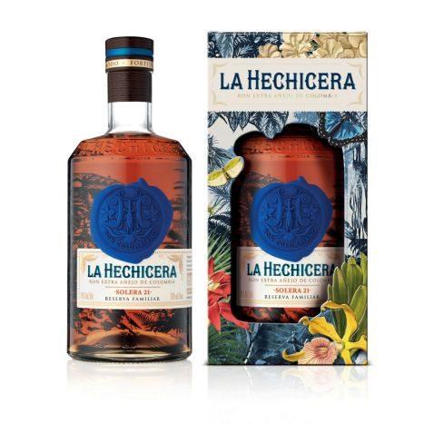 La Hechicera   Fine Aged 0,7l   GVE 6