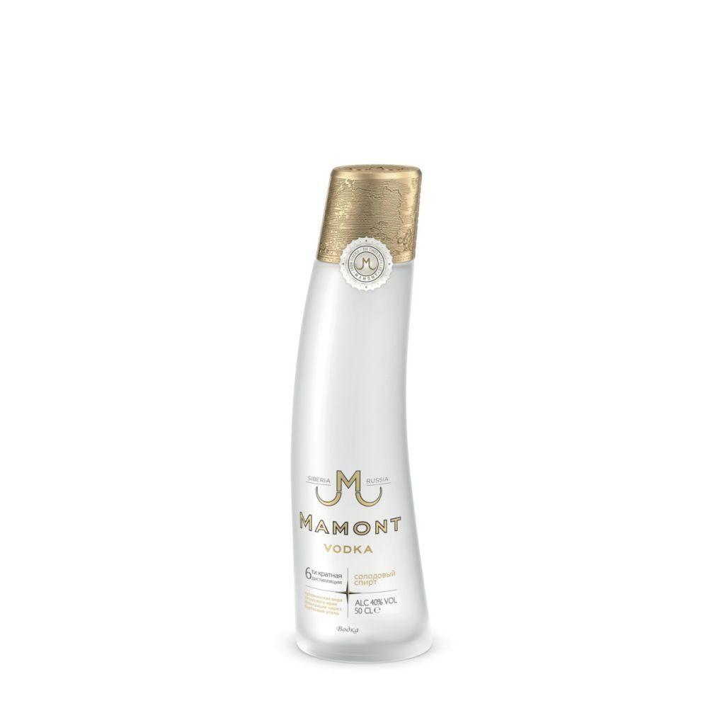 Mamont Vodka   0,5l             G02 6