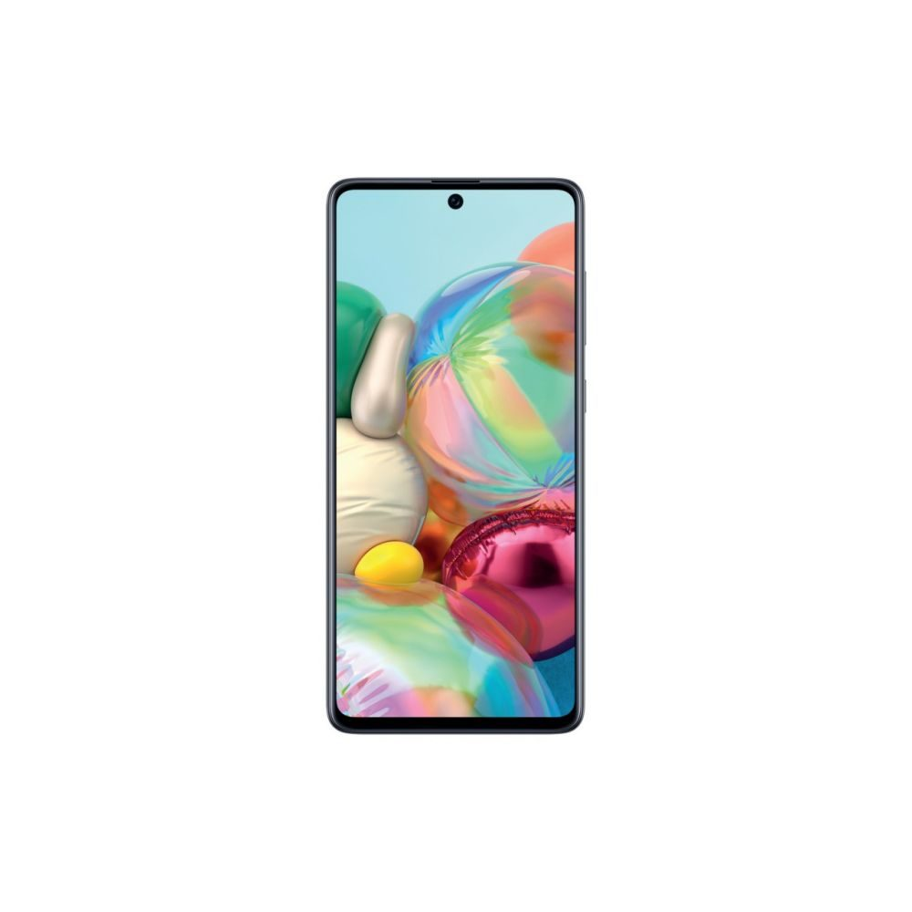 Samsung Smartphone A71 Prism crush black DS | Smartphones