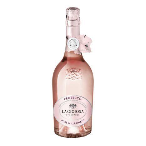 La Gioiosa Rose Prosecco 0,75l  GVE 6
