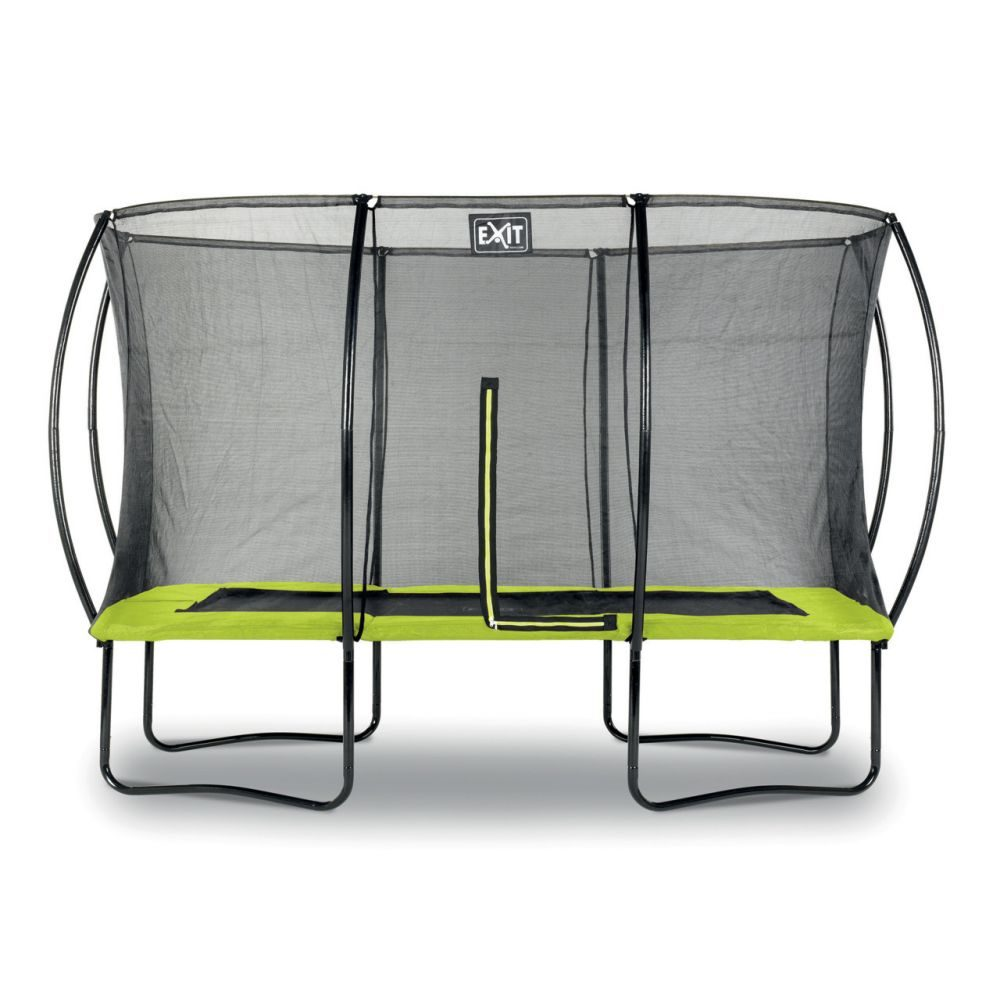 EXIT Trampolin 244x366 Lime     GVE 1