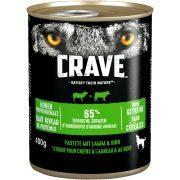 Crave Dog 400g  Lamm/Rind       GVE 6