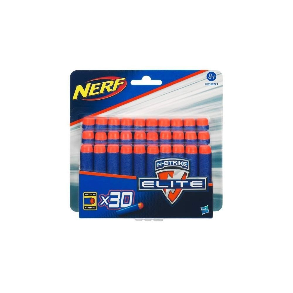 NERF N-Strike  30er Darts Pack  GVE 6