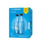 SodaStr.Glaskaraffen 2er 0,6L   GVE 3
