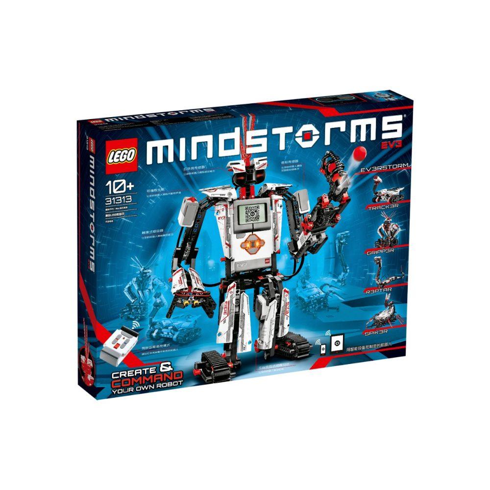 LEGO MindstormsEV3 31313        GVE 1