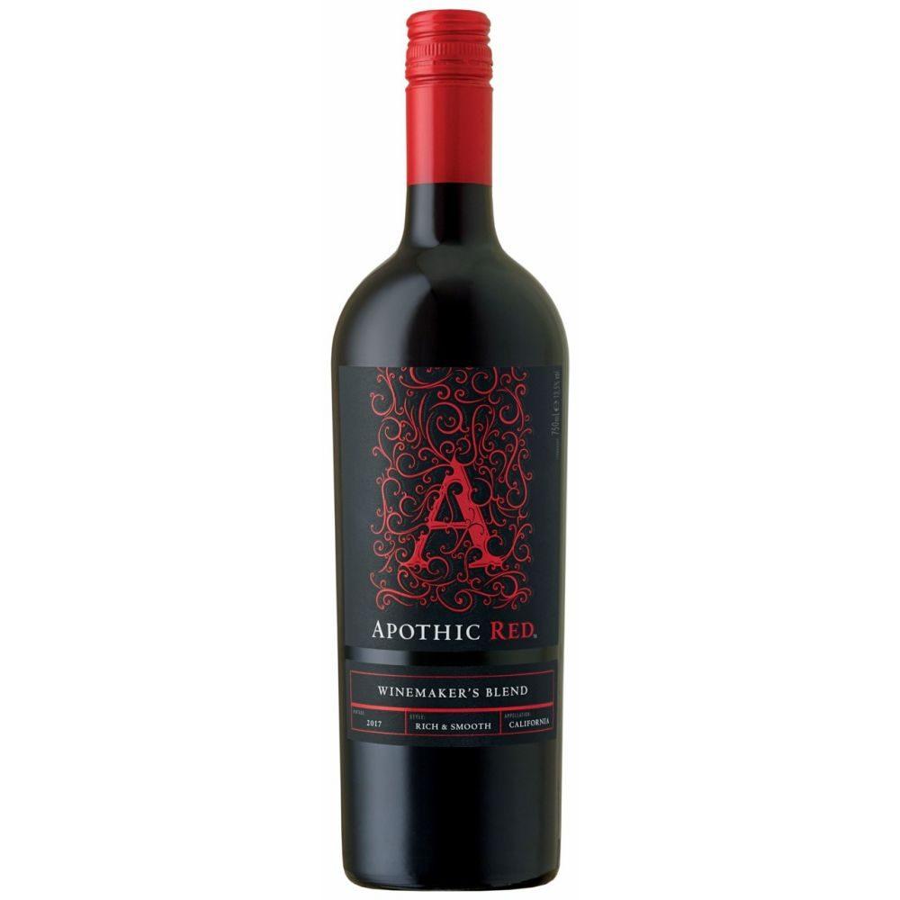 Apothic Red    0,75l            GVE 6